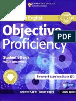 Obj. Proficiency SB