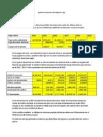 Análisis Financiero de Flujo de Caja