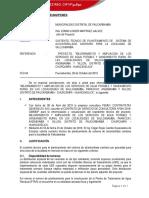Informe N09 2019 Elmg Paucarbamba
