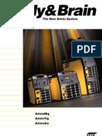 [Welding] ESAB Brochure XA00099320; Body & Brain - The New Aristo System Brochure, 12 Pages)