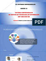 Sesión 10_Sistemas Empresariales de GTI ERP CRM SCM CMI