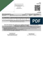 Xcaret ejemplo de documentos
