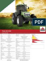 Tractor Agrale BX 6180 Ficha