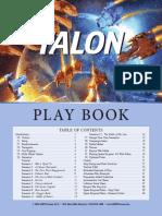 Talon Playbook 2nd Edition