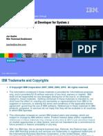 RDz Workbench - For ISPF Developers