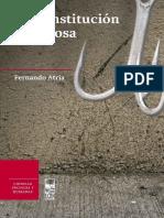 Atria Fernando - La Constitución tramposa
