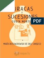 Maria Rostworowski Curacas y Sucesiones Costa Norte