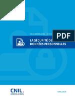 Cnil Guide Securite Personnelle