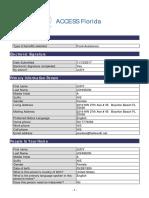 Access Florida Application Details 679202067