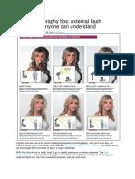 Flash photography tips.pdf