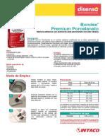 Bondex Premium Porcelanato