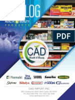 Cad Import Catalog 2020 Version3
