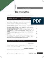 1. Índice General