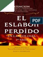 El Eslabon Perdido-En La Teología. 2da. Ed.