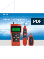 Audio Cable Length Tester NF 308R.en.Es