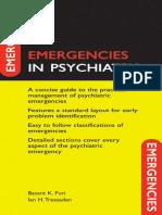 [Emergencies in Series] Puri, Basant K._ Treasaden, Ian H - Emergencies in Psychiatry (2008, Oxford University Press)-2