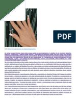 Diagnóstico pelas unhas