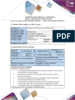 Activity Guide and Evaluation Rubrics - Task 4 - Practical Activity 2
