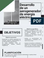 Aero Generador