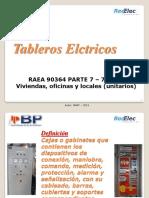 CAPACITACION TABLEROS BT 1