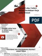 K3 KLP 2 Penyakit Atau Cedera Akibat Kecelakaan Kerja Pada Perawat-1