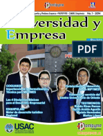 Universidad y Empresa