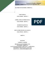 Informe de Laboratorio - Ingeniería Ambiental