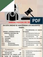 20. Derecho Procesal Del Trabajo