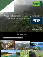 Áreas Naturales Protegidas y Turismo - Roberto de La Maza