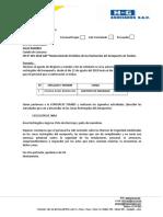Carta de Facilidades