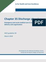 35discharge Planning PDF 172397464674