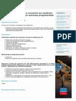 Effectuer La Maintenance Corrective Sur Systmes Automatiss Quips Dun Automate Programmable-1572555775