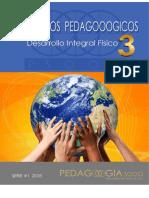 Cuaderno pedagogo