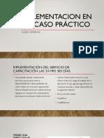 CASO Virtualización