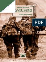 Johnson Samuel - Falkland - Malvinas Panfleto Contra La Guerra