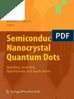 (Advanced Texts in Physics) Claus Klingshirn - Semiconductor Nanocrystal Quantum Dots-Springer (2008)
