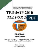 Program Telfor 2010_complet 15nov10_v2