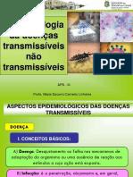 4a. Aula Epide Doenças Trans e Não Trans