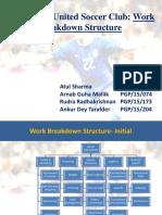 131453610-Project-Mangement-Manchester-United-Soccer-Club-Work-Breakdown-Structure.pptx