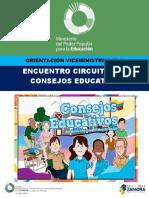 Orientación Viceministerial Primer Encuentro Circuital C.E Marzo 2018 (1)