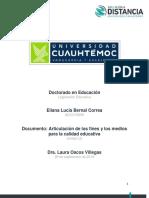 Ordenamientos normativos en educación