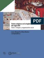 Textos utópicos en la Inglaterra del siglo XVI