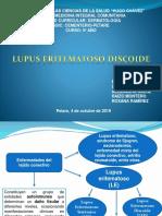 LUPUS ERITEMATOSO DISCOIDE