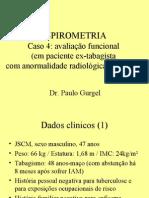 ESPIROMETRIA - Caso 4