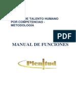 Manual de Funciones actividad lap 2