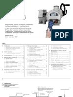 manual actaudor electrico IQ3