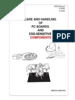 ESDS Manual Procedimiento