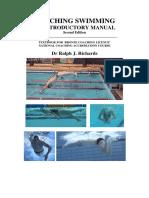 Coaching Swimming 2nd Edition