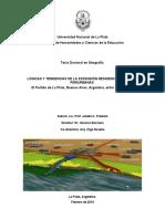 Lógicas y Tendencias de La Expansión Residencial en Áreas Periurbanas