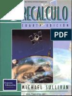 Precálculo (Michael Sullivan 4ta Edición)